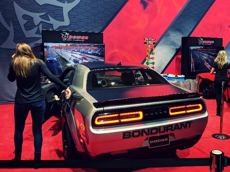 Event Professor Stories Enigma Research - Major car shows